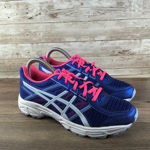 Asics Gel Contend 4 Blue Pink Running